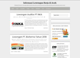 infokerjaaceh.blogspot.com