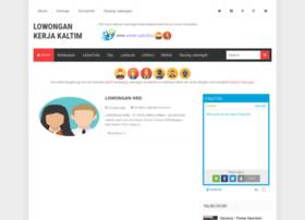 infokerjakaltim.com