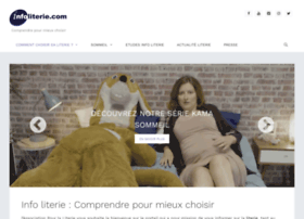 infoliterie.com