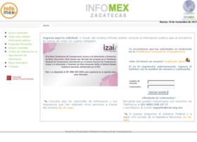 infomex.zacatecas.gob.mx