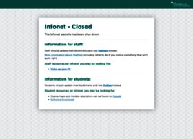 Infonet.glos.ac.uk