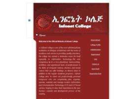 infonetcollege.edu.et