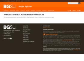 infopro.bgsu.edu