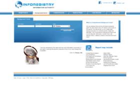 inforegistry.com