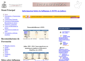 informacioninfluenza.jalisco.gob.mx