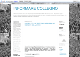 informarecollegno.blogspot.com