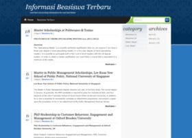informasibeasiswaterbaru.blogspot.com