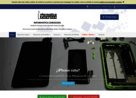 informaticazaragoza.com