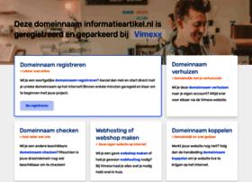 informatieartikel.nl