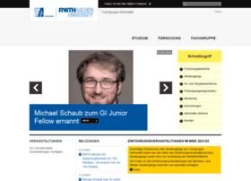 informatik.rwth-aachen.de