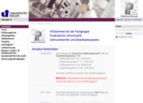 informatik.uni-siegen.de