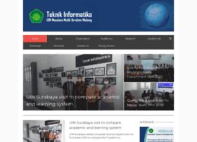 informatika.uin-malang.ac.id