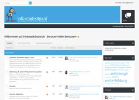 informatikboard.ch