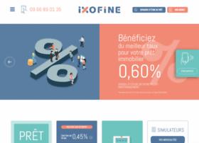 information-credit-immobilier.courtier-et-pret.com