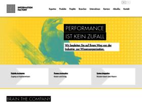 information-factory.com