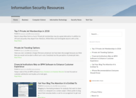 information-security-resources.com