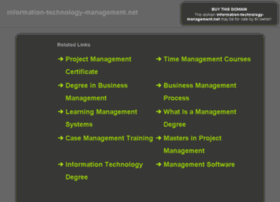 information-technology-management.net