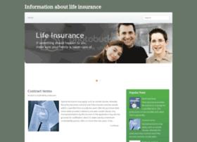 informationaboutlifeinsurance.blogspot.com