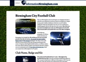 informationbirmingham.com