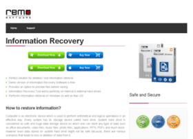 informationrecovery.org
