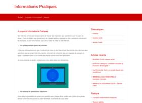 informationspratiques.com