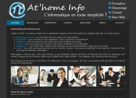 informatique.athome-services.org