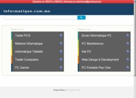 informatique.com.mx