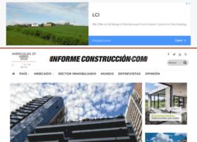 informeconstruccion.com