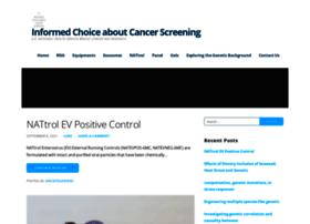 informedchoiceaboutcancerscreening.org