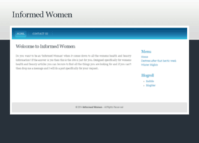 informedwomen.co.uk