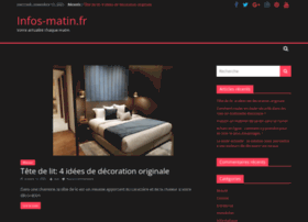 infos-matin.fr