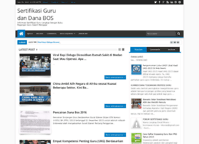 sertifikasi guru websites and posts on informasi sertifikasi guru
