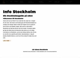 infostockholm.se