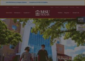 infosys.mwsu.edu