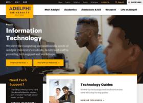 infotech.adelphi.edu