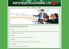 infotechsolutionsltd.com