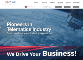 infotracktelematics.com