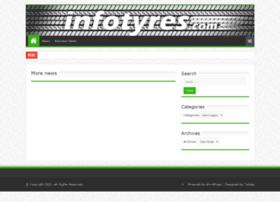 infotyres.com