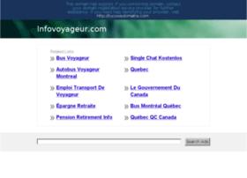 infovoyageur.com