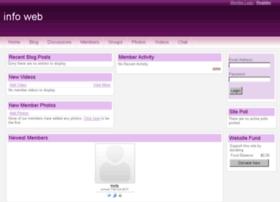 infoweb.spruz.com