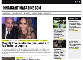 infragantimagazine.com