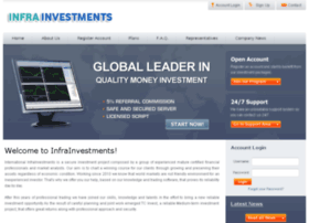 infrainvestments.com