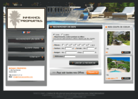 infranceproperties.com
