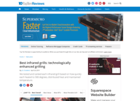 infrared-grills-review.toptenreviews.com