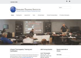 infraredtraininginstitute.com