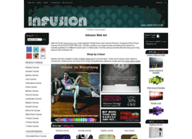 infusionart.co.uk