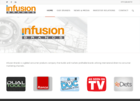 infusionbrands.com