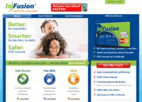 infusioncard.com