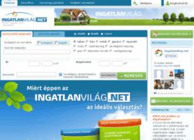 ingatlanvilag.net