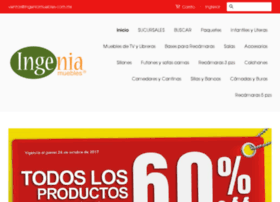 ingeniamuebles.com.mx